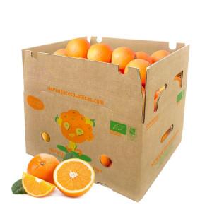 Caja 10 Kg Naranjas de Mesa