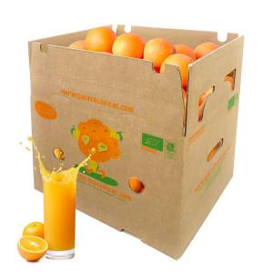 Caja 15 Kg Naranjas de Zumo