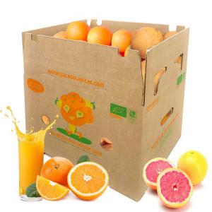 Caja 15 Kg Naranjas Zumo y Pomelos